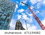 Construction Site Of A New...