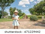 pretty girl   Shutterstock . vector #671229442