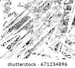 background black and white... | Shutterstock .eps vector #671234896