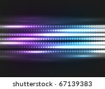 eps10 vector abstract halftone... | Shutterstock .eps vector #67139383