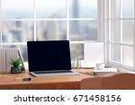 3d rendering   illustration of... | Shutterstock . vector #671458156