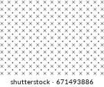 abstract pattern background | Shutterstock . vector #671493886