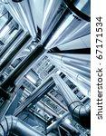 industrial zone  steel... | Shutterstock . vector #67171534