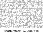abstract background with shape... | Shutterstock .eps vector #672000448