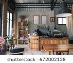 bangkok  thailand   june 18 ... | Shutterstock . vector #672002128