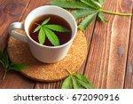 Cannabis Herbal Tea And...