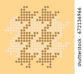 abstract background vector | Shutterstock .eps vector #672136966