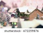 Miniature Train Set...