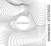 line map background | Shutterstock .eps vector #672276322