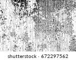 black and white grunge... | Shutterstock . vector #672297562