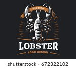 Lobster Vector Logo...