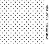 seamless pattern. geometric... | Shutterstock .eps vector #672341008