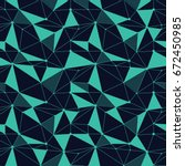 geometric line hipster seamless ...   Shutterstock .eps vector #672450985