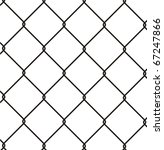 wire fence | Shutterstock .eps vector #67247866