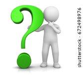 question mark question sign... | Shutterstock . vector #672498976