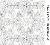 linear vector pattern ... | Shutterstock .eps vector #672557968