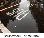 nottingham  england   november...   Shutterstock . vector #672588052
