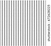 repeated black mini crosses on... | Shutterstock .eps vector #672628225
