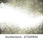 beautiful vector christmas  new ...   Shutterstock .eps vector #67269856