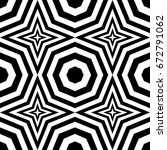 seamless pattern with black... | Shutterstock .eps vector #672791062