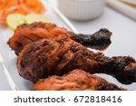 Chicken Tangri Kabab Or Kebab ...