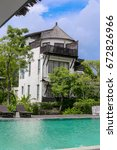 Small photo of Home for relaxation Leisure travel
