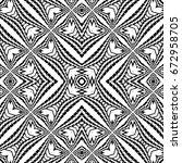 design seamless monochrome lacy ...   Shutterstock .eps vector #672958705