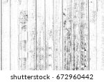 grunge texture black and white. ... | Shutterstock . vector #672960442