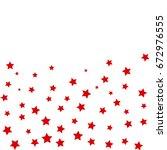 Star Falling Confetti Print....