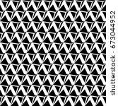 3d geometric seamless pattern....   Shutterstock .eps vector #673044952