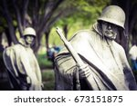 Korean War Memorial In...