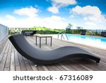 Swimming Pool Overlooking The...