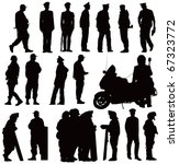 Twenty Policeman Black...