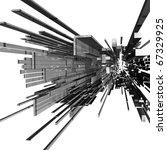 3d abstract background design | Shutterstock . vector #67329925