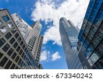 berlin   june 17  2017  upper... | Shutterstock . vector #673340242