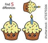 vector illustration of kids...   Shutterstock .eps vector #673370266