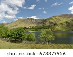 shores of buttermere  english...