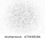 vector illustration of abstract ... | Shutterstock .eps vector #673438186