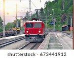 Electric Locomotive Changes...
