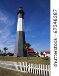 Tybee Island Lighthouse   Seen...