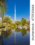 dubai  united arab emirates... | Shutterstock . vector #673510666