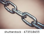 Stainless Steel Chain Links....