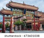 Chinatown In Victoria ...