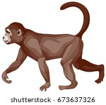 color vector illustration of a... | Shutterstock .eps vector #673637326