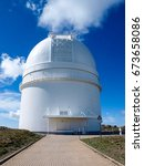 Small photo of Space observatory in Almeria, Spain