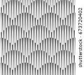 vector seamless pattern. modern ... | Shutterstock .eps vector #673720402