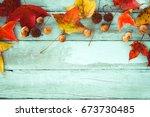 Beautiful Maple Leaves On...