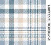 seamless tartan plaid pattern... | Shutterstock .eps vector #673832896