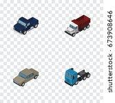 isometric transport set of auto ...