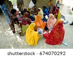 varanasi   india 20 september...   Shutterstock . vector #674070292